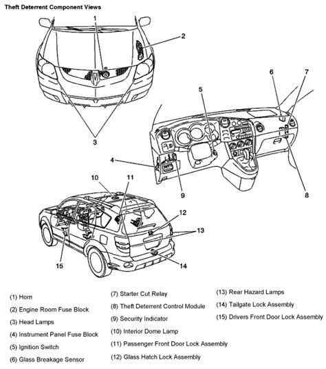 2004 Pontiac Vibe Wiring Diagram by 2003 Pontiac Montana Parts Diagrams Downloaddescargar