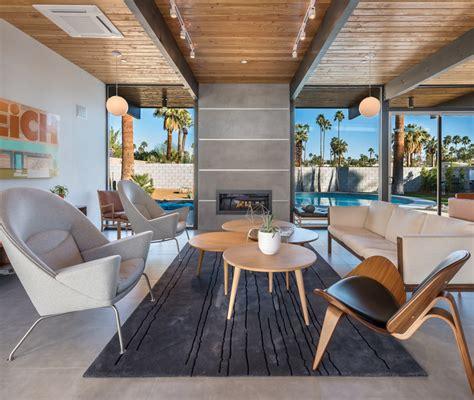 house   week  brand  mid century modern  palm