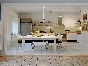 Studio, Apartment, Kitchen, Design, Basement