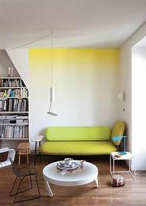 Nos astuces en photos pour peindre une piece en deux for Quelle couleur avec du jaune 10 nos astuces en photos pour peindre une piace en deux