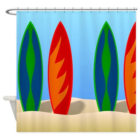 shower curtain surfboards on the shower curtain by stolenmomentsph Surfboard