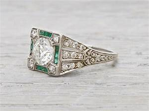 25 best ideas about 1920s engagement ring on pinterest for Wedding ring consignment