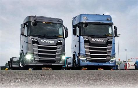 scania new generation scania s next truck breaks cover