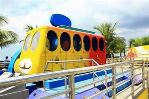 Mall Of Asia Bay Area Amusement Park Pasay In Manila