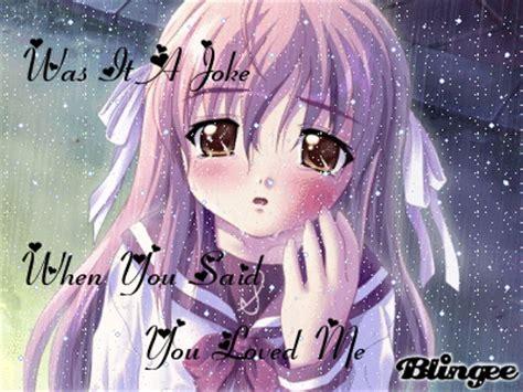 Trigaroutfur Heart Broken Girl Anime