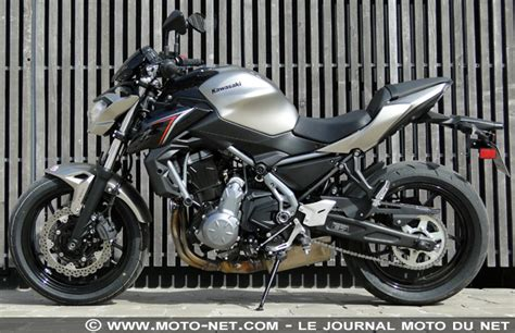Tous Les Duels  Duel Kawasaki Z650 Vs Yamaha Mt07