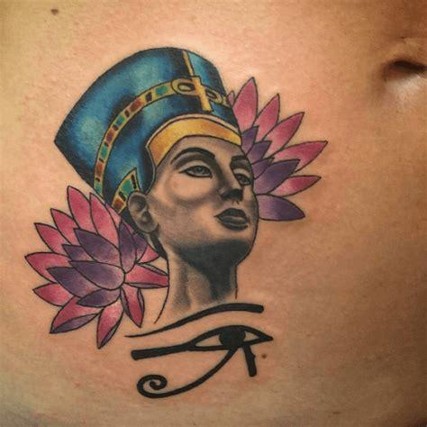 Ägyptische Tätowierung Pharaonenfarb » Tattoosideencom