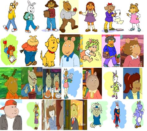 glass jug l base arthur characters pictures quiz by kaleb