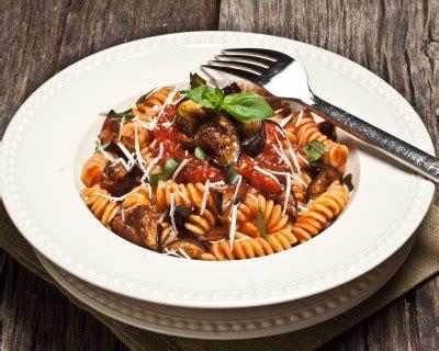 recette pasta alla norma pates siciliennes aux aubergines