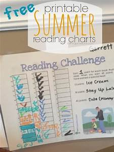 Food Chart For 3 Year Old Free Summer Reading Charts Faithful Provisions