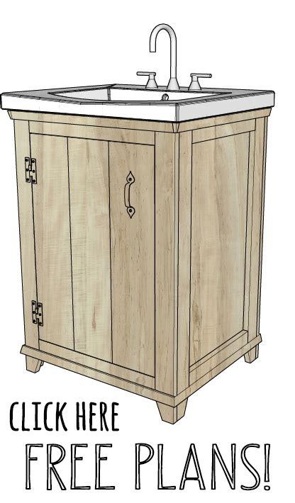 build a vanity diy bathroom vanity shanty 2 chic