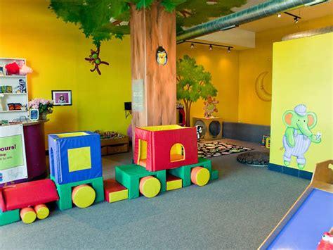 purple monkey playroom kids  logan square chicago
