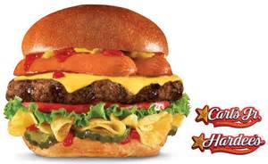 Hardee's/Carl's Jr. Slaps A Hot Dog & Potato Chips On A ...
