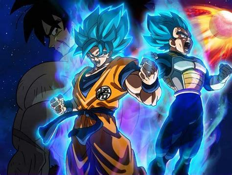 dragon ball super broly review  dragon ball