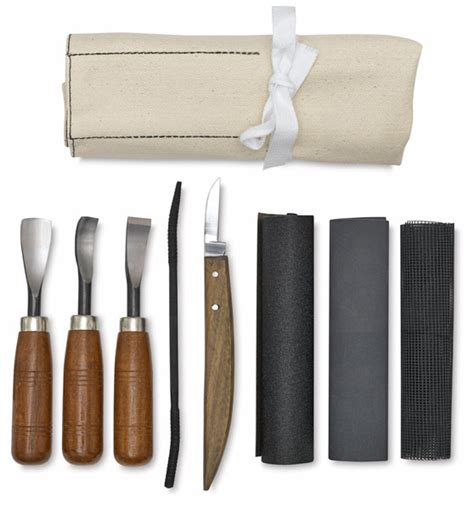 Where To Purchase Soapstone by Sculpture House Soapstone Carving Set Blick Materials