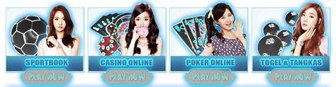 Agen Judi Poker Bola Tangkas Casino Togel Online Terpercaya