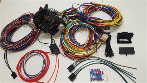1969 Chevelle Wiring Harnes by Gearhead 1968 1969 Chevy Chevelle Universal Wire Harness