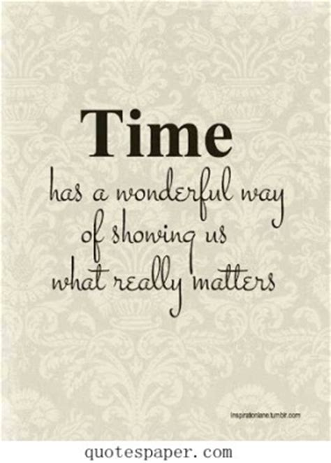Giving Quality Time Quotes