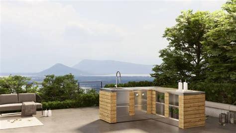 modular stainless steel outdoor kitchen cabinets rok italia s modulare01 exquisite modular outdoor kitchen