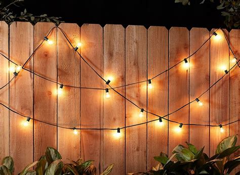 String Patio Lights by S String Lights Transform Your Patio Into A