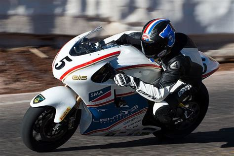 World's Fastest Motorcycle Is Solar Powered> Engineering.com