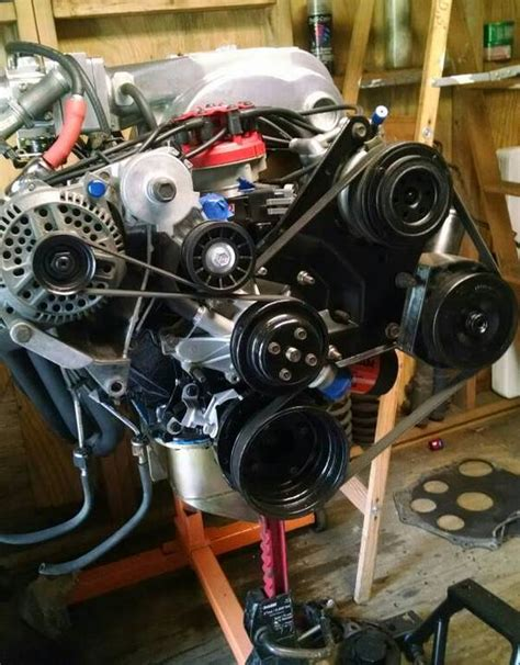 serpentine belt length without smog mustang forums at stangnet