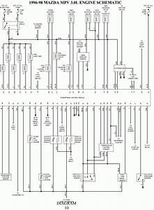 2001 Mazda Tribute Stereo Wiring Diagram