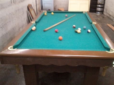 slate pool tables for sale 4 x 8 slate pool table from pool hall trade classic car