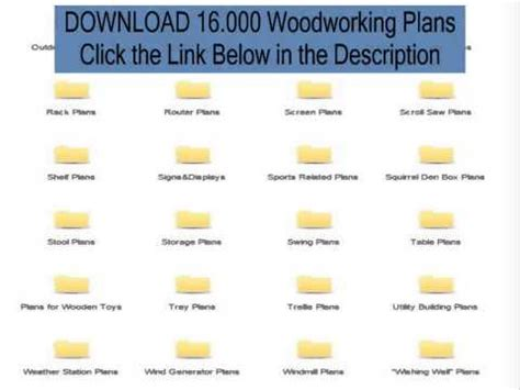 teds woodworking plans  small wood projects youtube