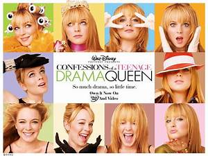 Teenage Drama Queen - Lindsay Lohan Wallpaper (152995 ...