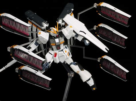 robot damashii side ms nu gundam expansion full set