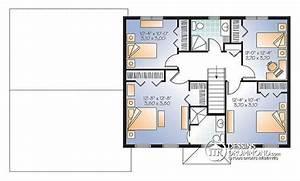 plan de maison 4 chambres gratuit With plan maison etage 4 chambres