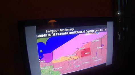 creepy tornado warning  tv eas  youtube