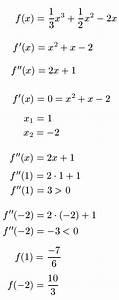 Auftriebskraft Berechnen Beispiel : extremstelle berechnen ~ Themetempest.com Abrechnung