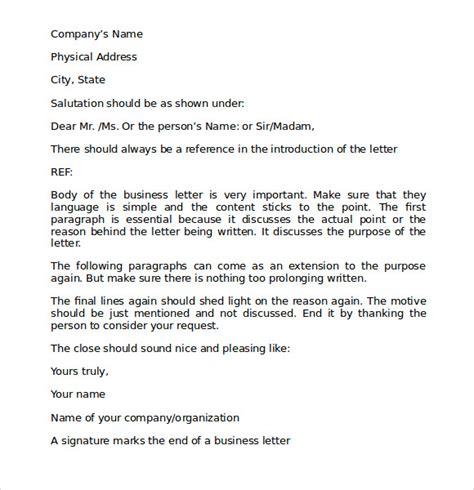 sle business letter format with proper form for business letter salutation 28 images