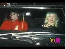 Michael Jackson and Madonna at the 1991 Academy Awards