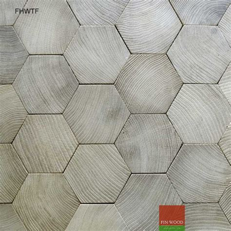 Fitting Hexagon Wood Tiles floors   hexagon parquet floor