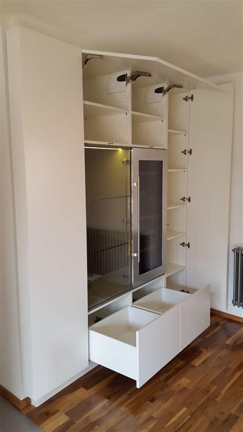 Einbauschrank Selber Bauen Nische by Gro 223 Artig Einbauschrank Selber Bauen Nische Neue Garderobe