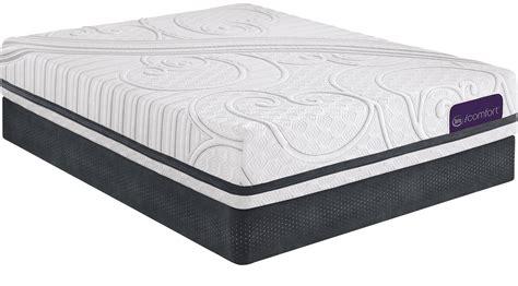 serta i comfort serta icomfort savant iii plush mattress set