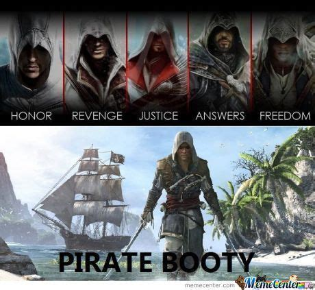Pirate Booty Meme - pirate booty by xrazvanx meme center