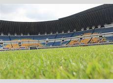 Stadion GBLA Masih Retak dan Amblas Foto Bandung Aktual