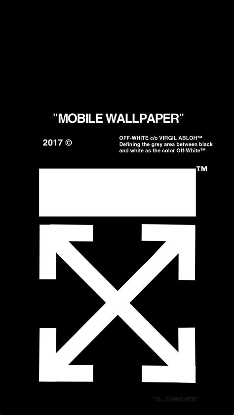 Nike Wallpaper Hd Iphone Off White Arrows Quot Mobile Wallpaper Quot Typography Pinterest Mobile Wallpaper Wallpaper And
