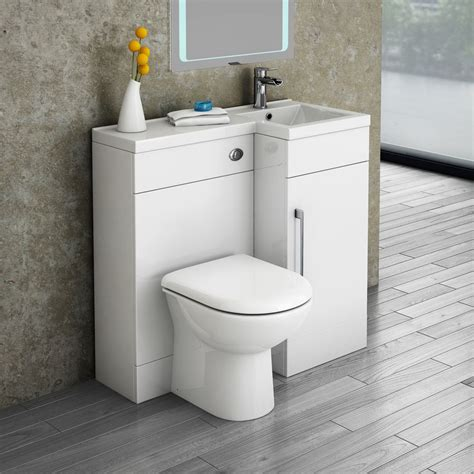 toilet and sink combination unit valencia 900mm combination bathroom suite unit round