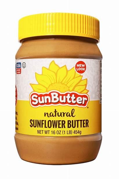 Sunbutter Natural Butter Sunflower Simple Rgb Protein