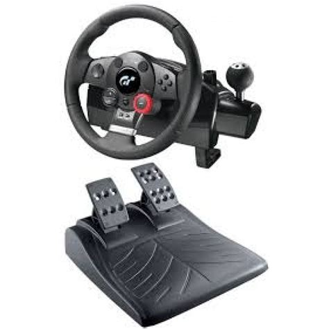 Volante Logitech Driving Gt by Logitech Driving Gt Ps3