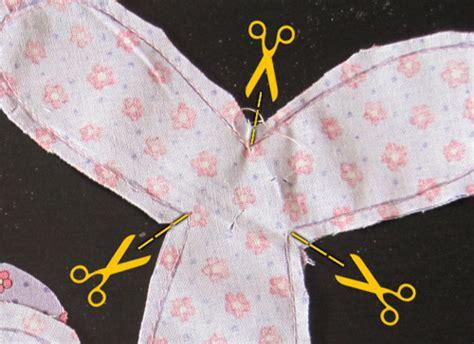 cucito creativo fiori di stoffa cucito creativo tutorial per colorati fiori creati con