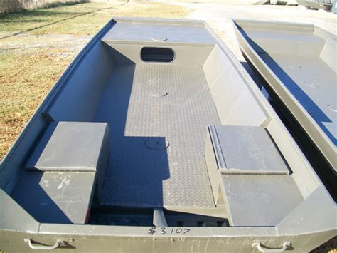 Aluminum Boat Seat Boxes by Where To Get Aluminum Duck Boat Plans Plans For Boat
