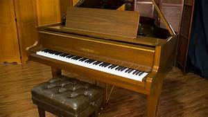 Grotrian Grand Piano Made In Germany 127827