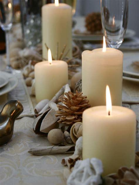 lavoretti di natale con candele 1001 idee per centrotavola natalizi creativi e originali