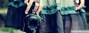Girl With Dslr Facebook Covers | Girly Fb Cover - Facebook ...